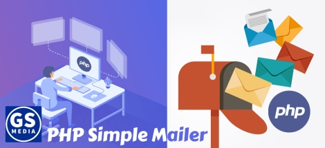 PHP Simple Mailer